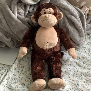 Build-A-Bear Monkey Plush